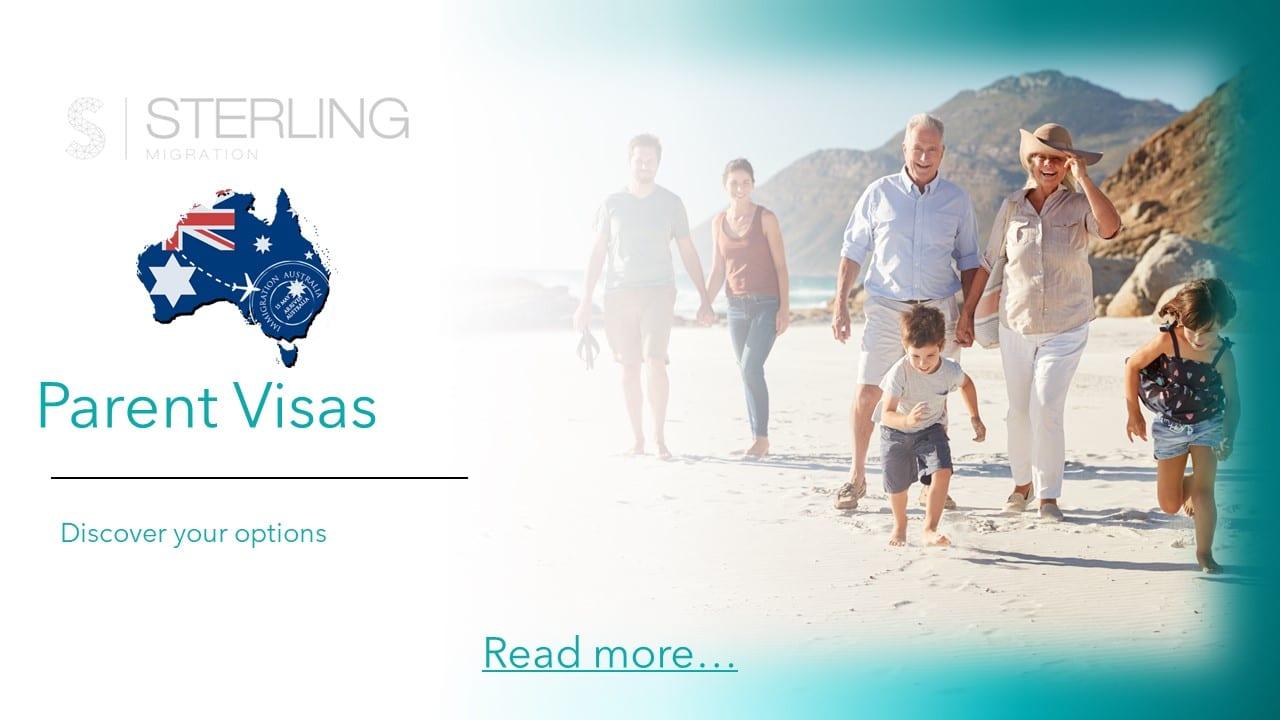 Australian Parent visa read more
