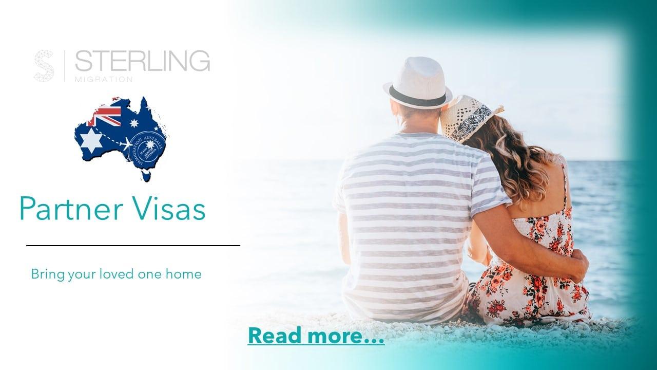Australian Partner Visas read more