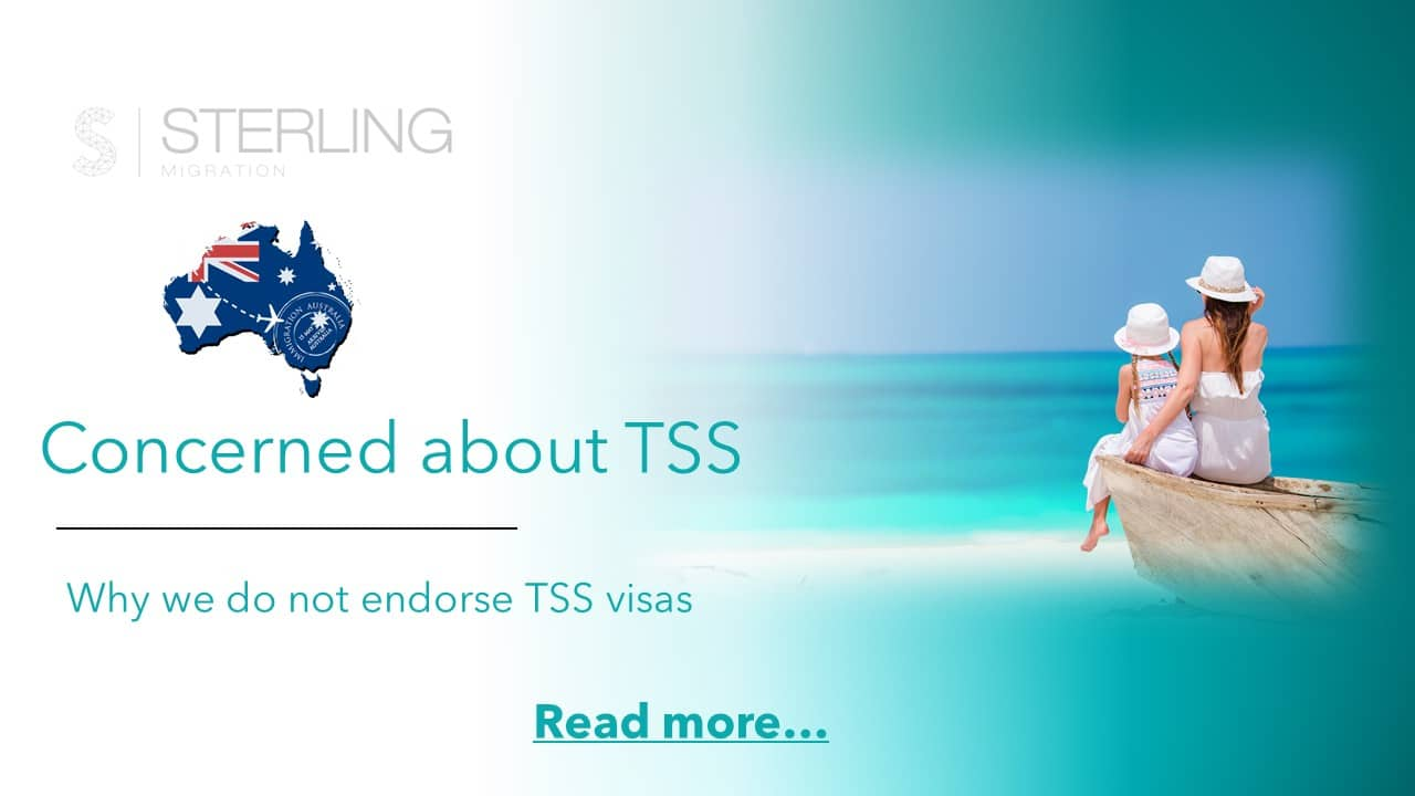 Concerned about TSS read more