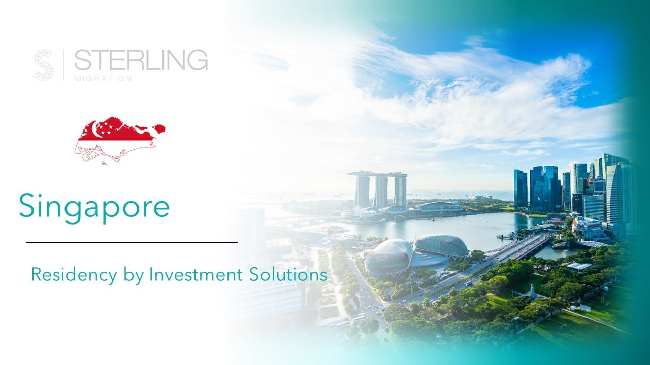 Singapore Residency by Investment