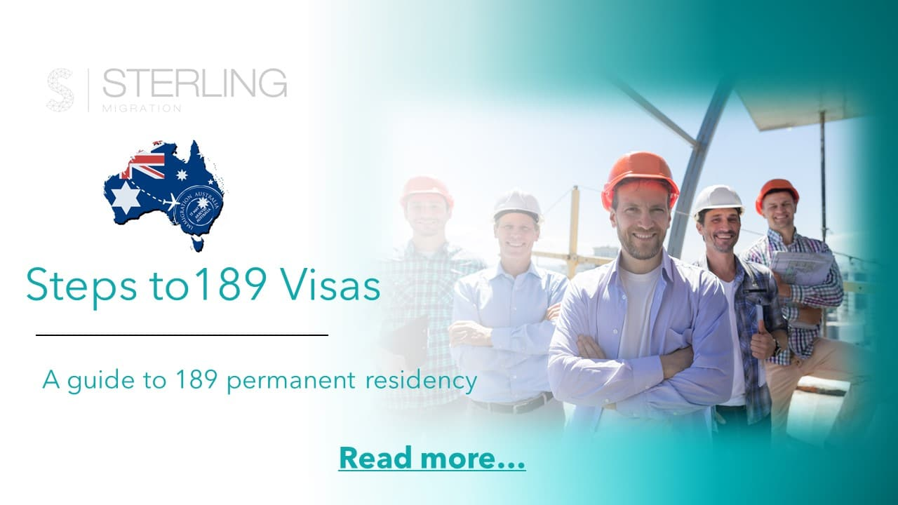 Steps to189 Visas read more