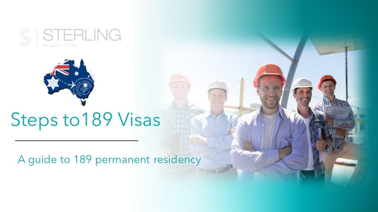 Steps to 189 Visas