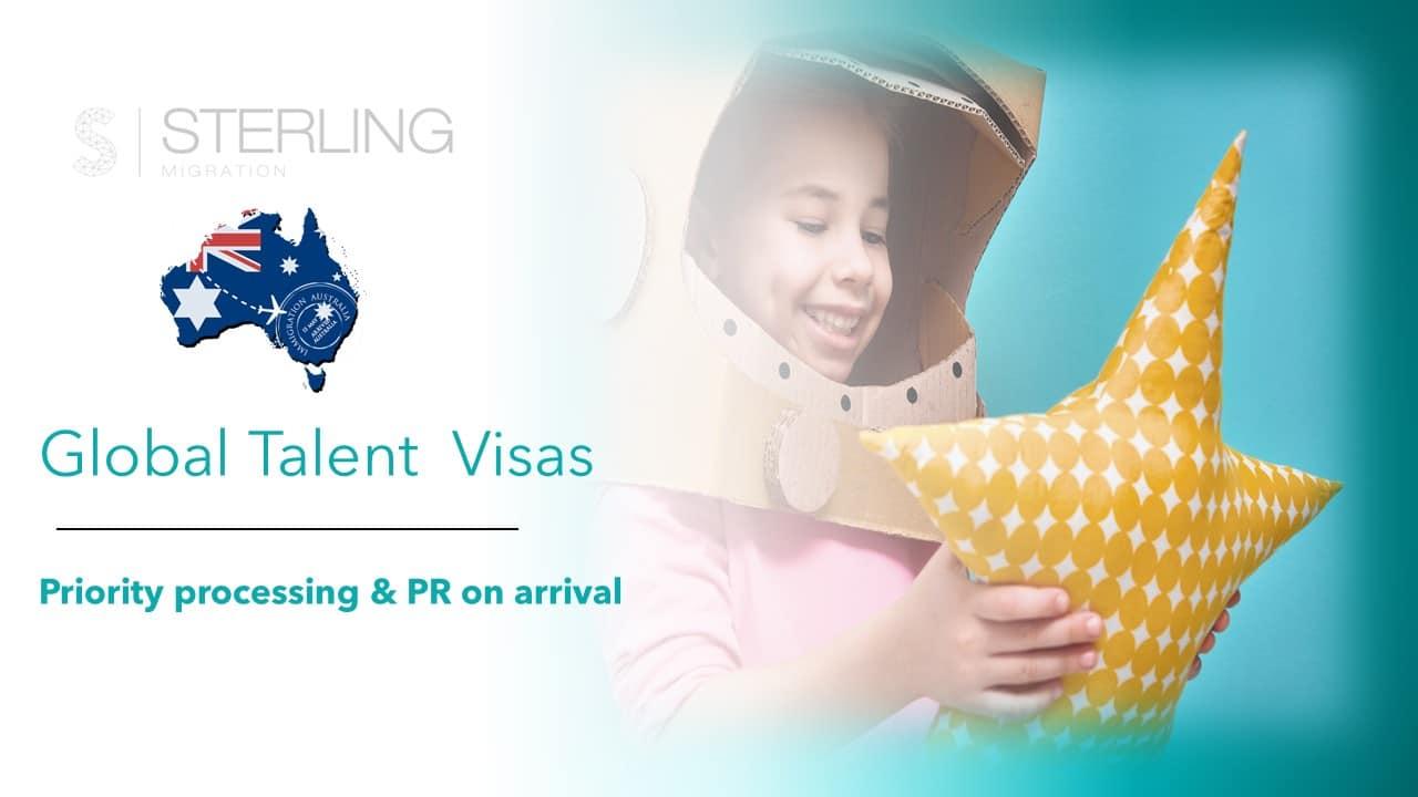 Australian Global Talent Visas